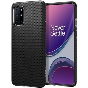 Etui SPIGEN do OnePlus 8T, Liquid Air, Matte Black
