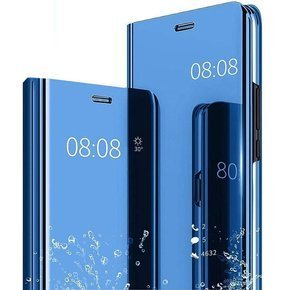 Etui Clear View do Sony Xperia 1 II, Baby Blue