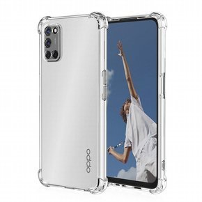 Etui ERBORD Dropproof do Oppo A52/A92/A72 - Clear