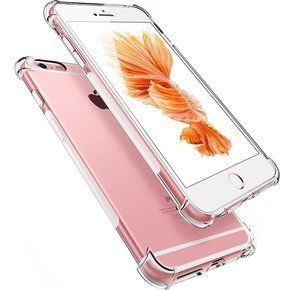 Etui ERBORD Dropproof do iPhone 7/8/SE 2020 - Clear