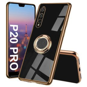 Etui Electro Ring do Huawei P20 Pro, Black