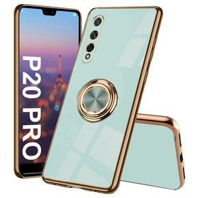 Etui Electro Ring do Huawei P20 Pro, Mint