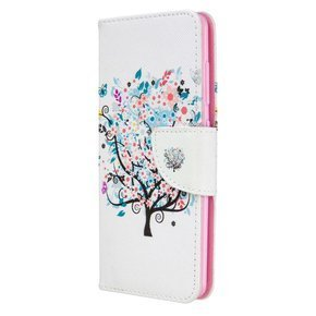 Etui Flexi Book do Samsung Galaxy A41 - Flowered Tree