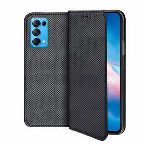 Etui Wallet do Oppo Reno 5 5G, Black