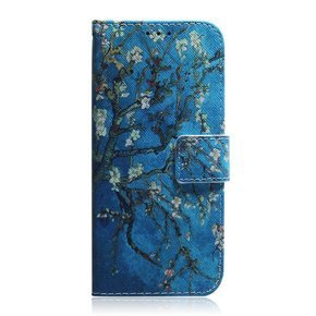 Etui Wallet do Samsung Galaxy A31 - Tree with Flowers
