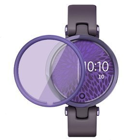 Folia Hybrydowa 3D do Garmin Lily - Purple