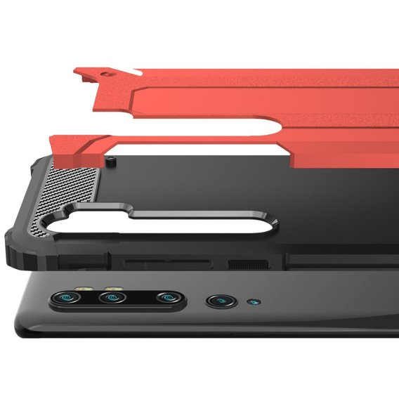Etui TECH ARMOR do Xiaomi Mi Note 10 Lite - Red